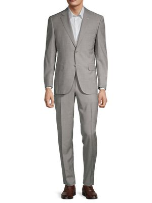 Canali Standard-Fit Wool Suit