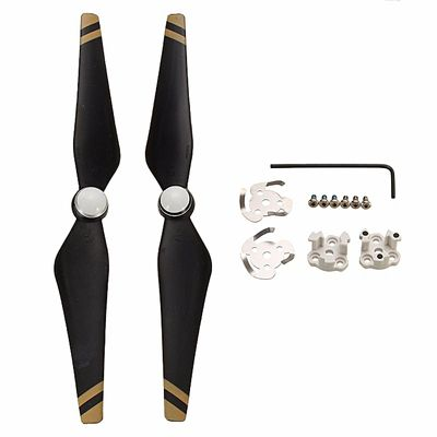 1 Pair 9450S Carbon Fiber Reinforced Propeller Props For DJI Phantom 4 Quadcopter