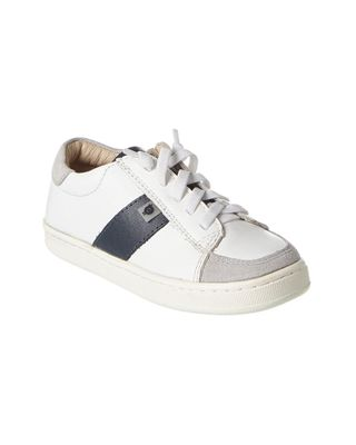 Old Soles High St. Leather Sneaker