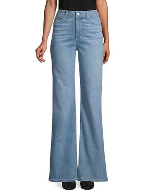 Joe's Jeans High-Rise Flared Jeans