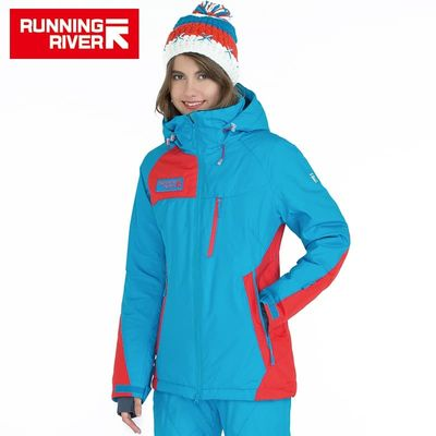 RUNNING RIVER Brand High Quality Women Sports Jacket 4 Colors 6 Sizes Winter Warm Ski Jacket For Woman Outdoor Clothing #A5020