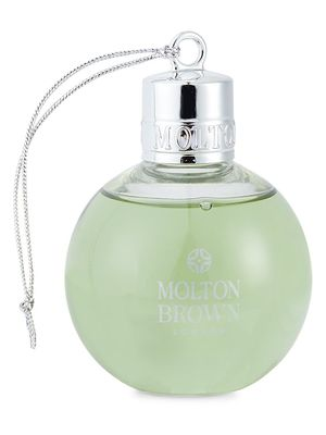 Molton Brown Gingerlily Body Wash Festive Bauble