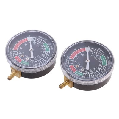 Vacuum Carburetor Synchronization Synchronizer Calibrating Carb Sync Gauges 2 Cylinder Motorcycle Bike Cb Cl 350 5mm Adapters