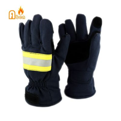 New Manufacturers Direct LOW Price Navy blue Fireman gloves
