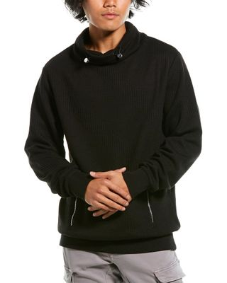 KARL LAGERFELD Angle Knit Pullover