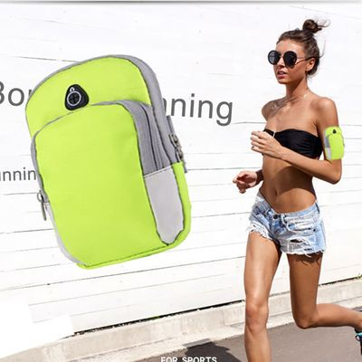 Universal Waterproof Sport Phone Arm band Case Package Women Men Running Jogging Arm Package Wrist Bag Pouch Gym Bag For phone