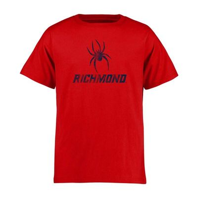 Richmond Spiders Youth Classic Primary T-Shirt - Red