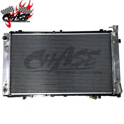 ALUMINUM RADIATOR For NISSAN PETROL Y60 TD42 TB42 TB45 AT MT 56mm OEM:21460-1Y060