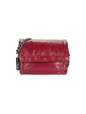 Marc Jacobs Mini Leather Pillow Bag