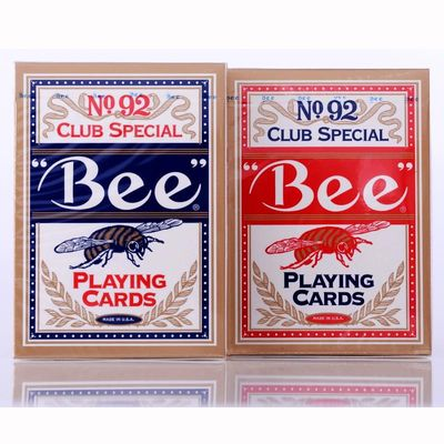 100% New NO.92  Playing Cards Magic Category Poker Cards for Professional Magician