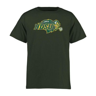 NDSU Bison Youth Classic Primary T-Shirt - Green