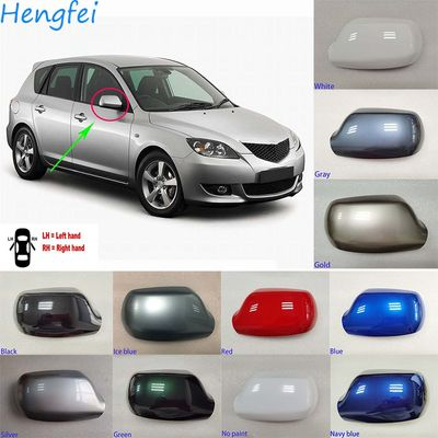 HengFei car accessorie for Mazda 3 reversing mirror cover Rearview mirror housing Mirror shell