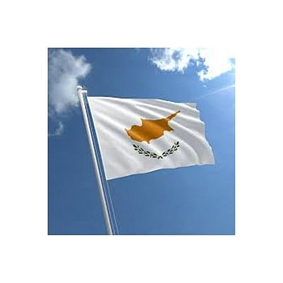 CYPRUS FLAG (OUTDOOR)