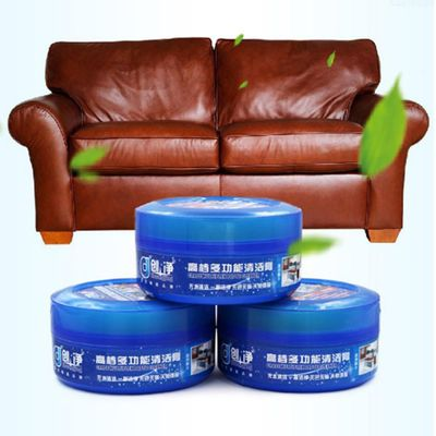 200ML Car Seat Sofa Leather Refurbished Wax Multi-Function Leather Shoes Polish Wax Auto Car Leather Vinyl Repair Cleaning Wax
