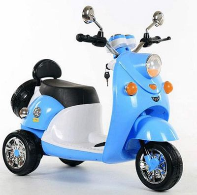 New children's small Mulan electric motorcycle Boy Girl baby early education music can sit oversized battery electric stroller
