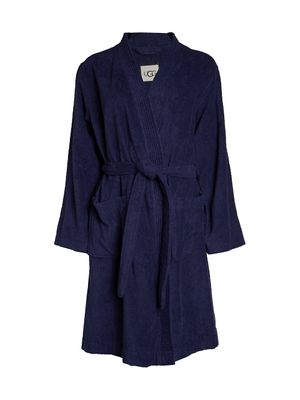 UGG Lorie Cotton Terry Robe
