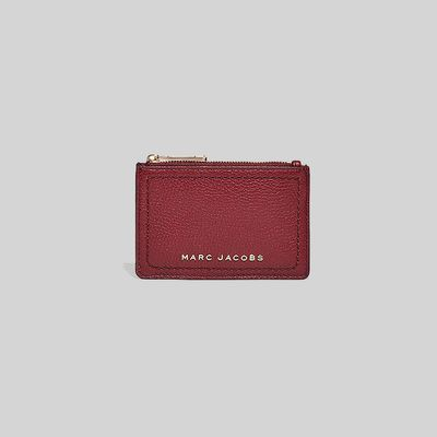 Marc Jacobs Women's The Groove Top Zip Wallet