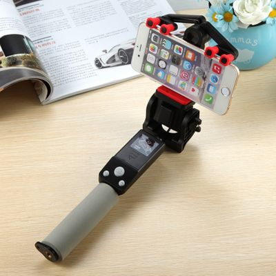 EastVita hot sale 360 Degree Smart Rotation Extendable Selfie Stick Wireless Bluetooth 4.0 Remote Control For IOS 4.0 Android