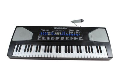 Soundz Deluxe Concert 54-Key Electric Keyboard
