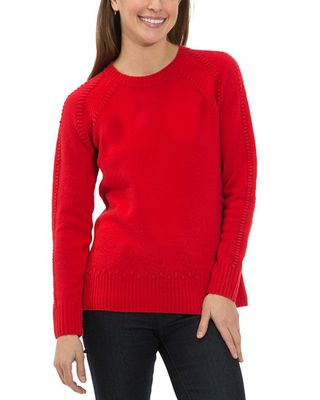 Sail to Sable Wool & Cashmere-Blend Sweater