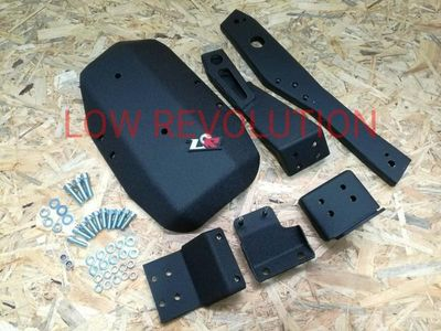 JB64/74 New Jimny Full Chassis Guard Plates Off Road Car Styling Accessories