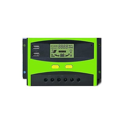 20A PWM Solar Charge Controller(CURRENT INPUT VOLTAGE)