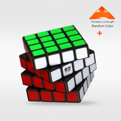 Magic Cube  MF4C Four Order Cube Education Toy 4 Entry Skating Competition Children'S Puzzle Toys For Children Gift