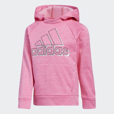 Adidas Event Poly Fleece Hooded Pullover