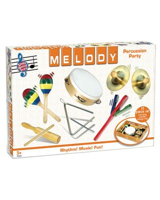 Small World Toys Melody Percussion Party