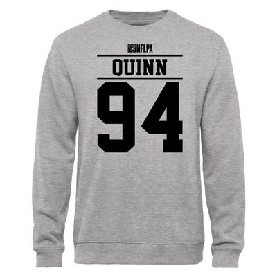 Robert Quinn NFLPA Player Issued Sweatshirt - Ash