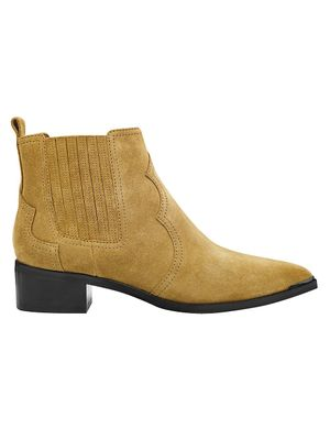 Marc Fisher LTD Yohani Suede Ankle Booties