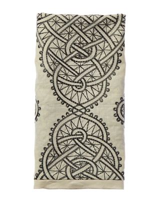 Ann Gish Infinity Embroidered Sham