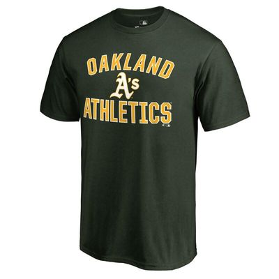 Oakland Athletics Victory Arch T-Shirt - Green