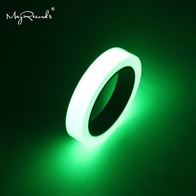 Free Shipping One Roll 1cm*10M Luminous Tape Self-adhesive Glow In The Dark Safety Stage Home Decorations Warning Tape
