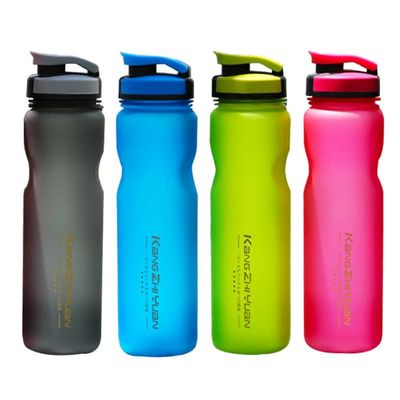 1L Large Capacity Plastic Large BPA Free Water Bottle 1 Liter/34oz  Sports Leak-Proof Secured Locking Lid  Bicycle Riding Cup