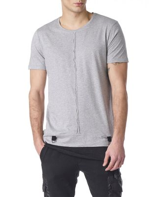 Ron Tomson Crew Neck Layered T-Shirt
