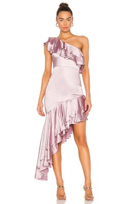 Lovers + Friends Giuseppina Gown