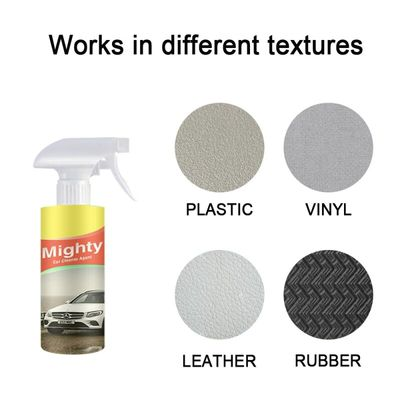 Car Accessories Car Interior Cleaner Leather Cleaner Repair Kit Car Seat Sofa Cleaner Agent Spray Automobiles Wash Maintenanc