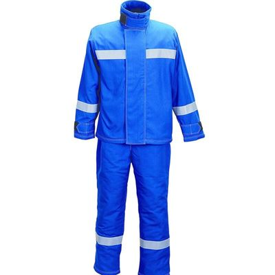 Protective Clothing Arc-proof Clothing Flame-retardant Anti-static Insulation Flame-retardant Thermal Insulation Breathable DFH2