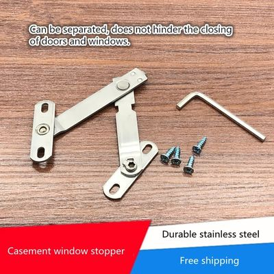 Flat open Windows limit lever household hotel window size limiter security limit strut tilt Windows limit