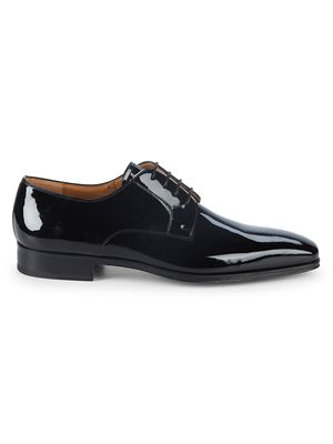 Magnanni Patent Leather Derby Shoes
