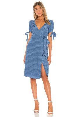 MAJORELLE Roxy Midi Dress