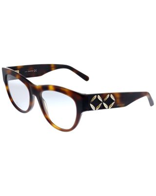 Swarovski Women's SK5214 53mm Optical Frames