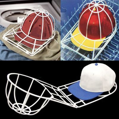 Brand New 2019 White ABS Plastic Wash Sport Hat Cleaner Cap Washer For Buddy Ball Visor Baseball Ballcap Laundry Products