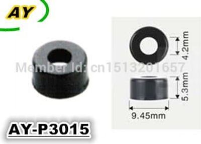 hot wholesale 100pieces New material fuel injector pintle cap plastic parts insulation cap for toyota (AY-P3015)