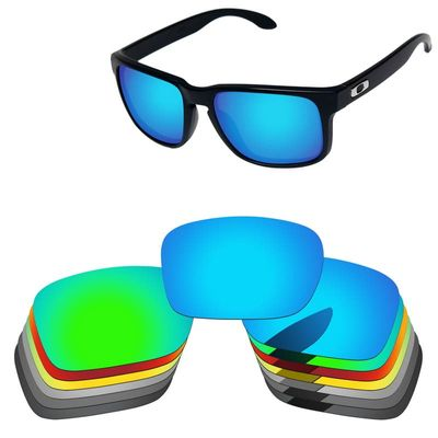 PapaViva Replacement Lenses for Authentic Holbrook OO9102 Sunglasses Polarized - Multiple Options