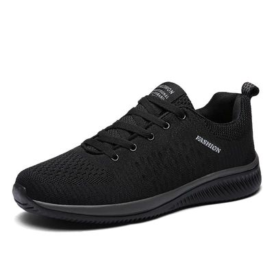 2019 2020 New Mesh Men Casual Shoes Lac-up Men Shoes Lightweight Comfortable Breathable Walking Sneakers Tenis Feminino Zapatos