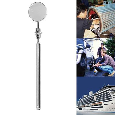 Car Maintenance Folding Telescopic Reflector Welding Chassis Inspection Mirror Car Accessories Professional Spared Parts