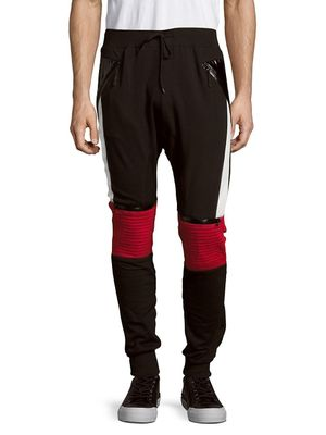American Stitch Special Edition Colorblock Jogger Pants