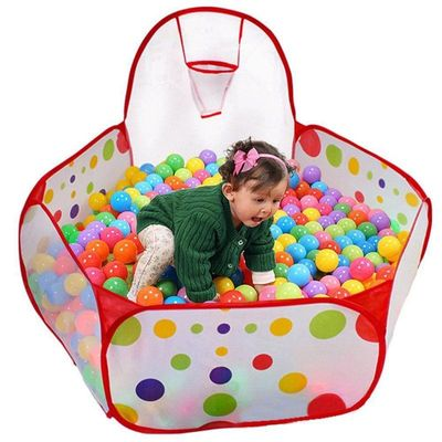 2019 Newest Hot Portable Toddler Kids Child Ball Pit Pool Play Tent for Baby Indoor And Outdoor Game Toy Educational Pool